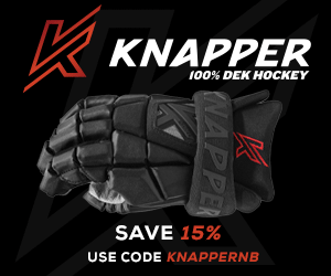Knapper 100% Dek hockey